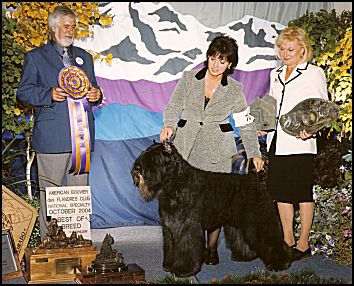 Best Of Breed at the 2004 National